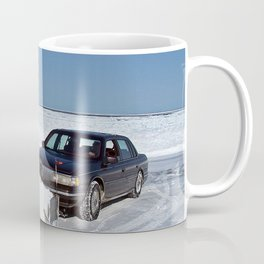Lincoln Plow Car Coffee Mug