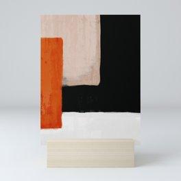 abstract minimal 14 Mini Art Print