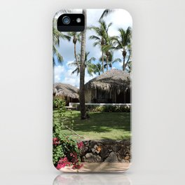 house of serenity iPhone Case