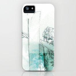 Selbstbezug iPhone Case