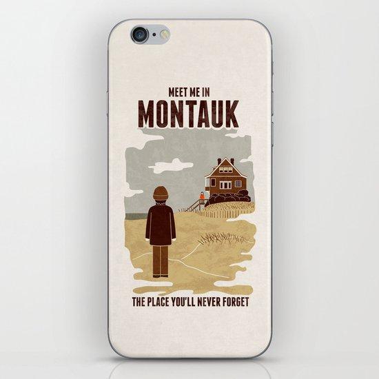 Montauk iPhone & iPod Skin
