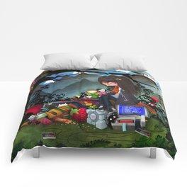 Nrrrd Grrrl Comforters