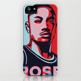 Rose is Hope iPhone Case