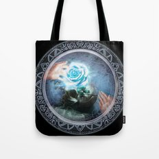 The Unknown Journey Tote Bag