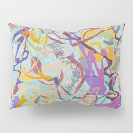 Shamanic Painting 08 Pillow Sham