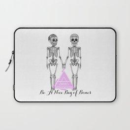 Bag of Bones Laptop Sleeve