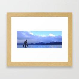 Kachemak Framed Art Print