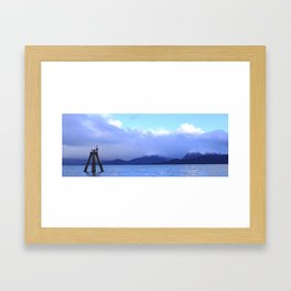 Kachemak Framed Art Print