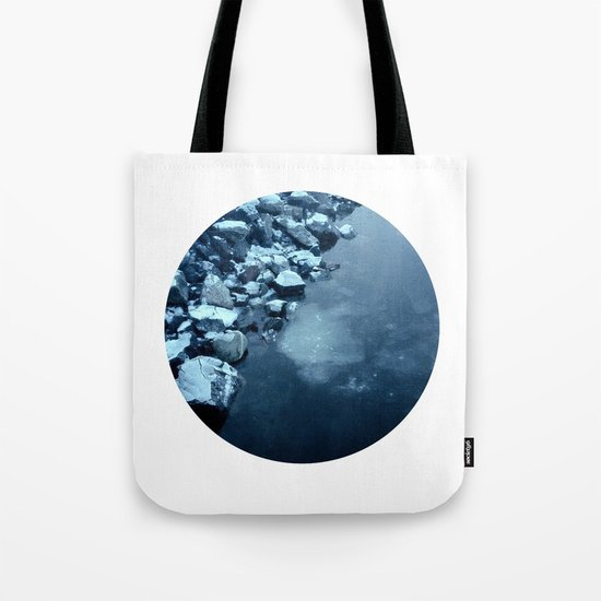 Telescope 10 ice  Tote Bag