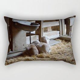 The Cutest Kids Rectangular Pillow