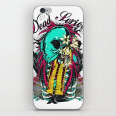 Dead serious iPhone & iPod Skin