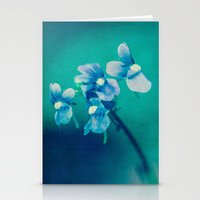blues Stationery Cards featuring blues by Bonnie Jakobsen-Martin