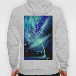 Galactic Butterfly Hoody