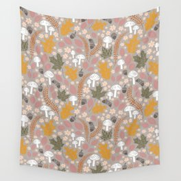 Forest Floor Wall Tapestry