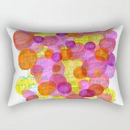 Modeh Ani - Grateful am I before you Rectangular Pillow