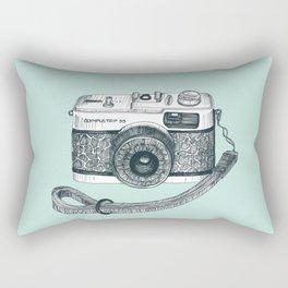 Olympus Trip 35 Rectangular Pillow