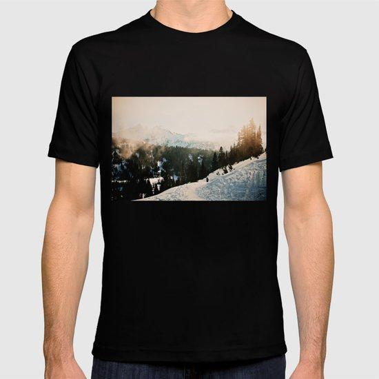 Winter Mountain Hike T-shirt