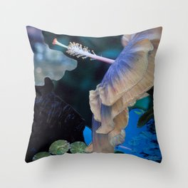 5th Dimension II Throw Pillow