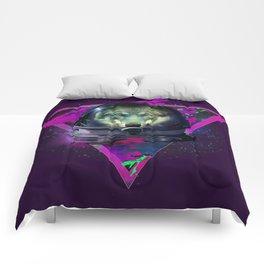 Lonely Astronaut Comforters