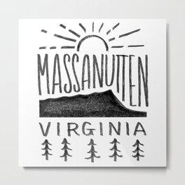 Massanutten Virginia Metal Print
