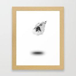 Alpha Betta Framed Art Print