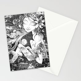 Ma Bella Luna Stationery Cards