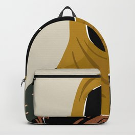 Black Hair No. 13 Backpack