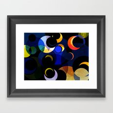 STARRY NIGHT 2 Framed Art Print