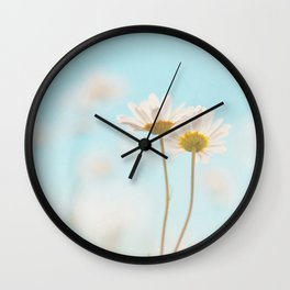 He loves me... Wall Clock