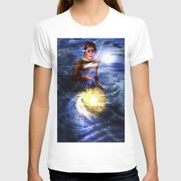 A BIT OF MAGIC TO LIGHT THE WAY T-shirt