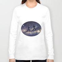 running Long Sleeve T-shirts featuring Running by Cs025