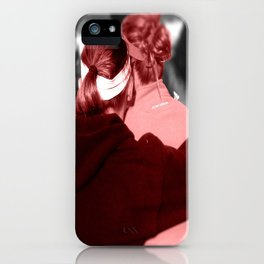We Play For the Other Team iPhone Case