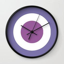 HawkGuy Target Wall Clock
