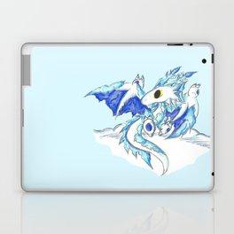 Baby Ice Wyvern Laptop & iPad Skin