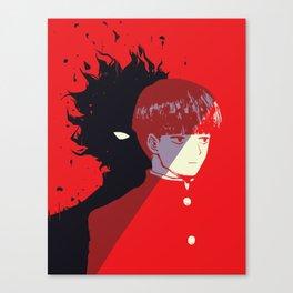 Shigeo Kageyama - Mob Psycho 100 (part 2) Canvas Print