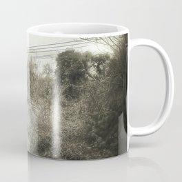 Whimsical Water Landscape Coffee Mug