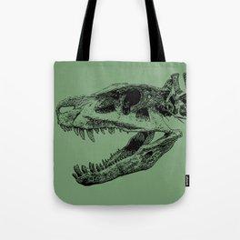 Postosuchus Skull II Tote Bag