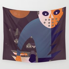 Final Chapter Wall Tapestry