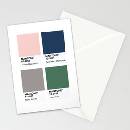 MANTONE® Colour Palette Stationery Cards