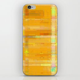Re-Created CornerStone3.21.14 by Robert S. Lee iPhone Skin