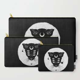 Cat Moon Carry-All Pouch