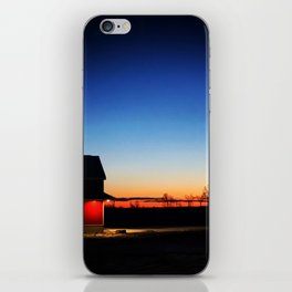Country Sunrise iPhone Skin