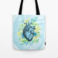 Rest Your Heart Here, Dear Tote Bag