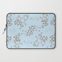 caffeine blues Laptop Sleeve