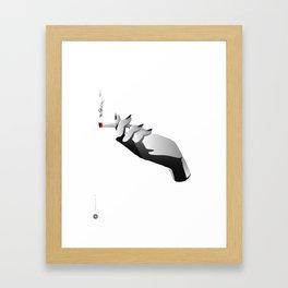 Temptation II Framed Art Print