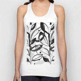 Botanical Joy No.7A by Kathy Morton Stanion Unisex Tank Top