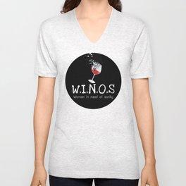 Winos Unisex V-Neck