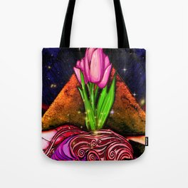 Temple of Wishes Tote Bag
