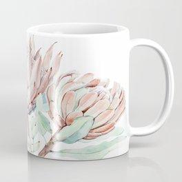 Protea #society6 #buyart Coffee Mug
