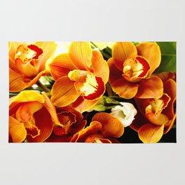 Orchid Corsage #decor #buyart #society6 Rug